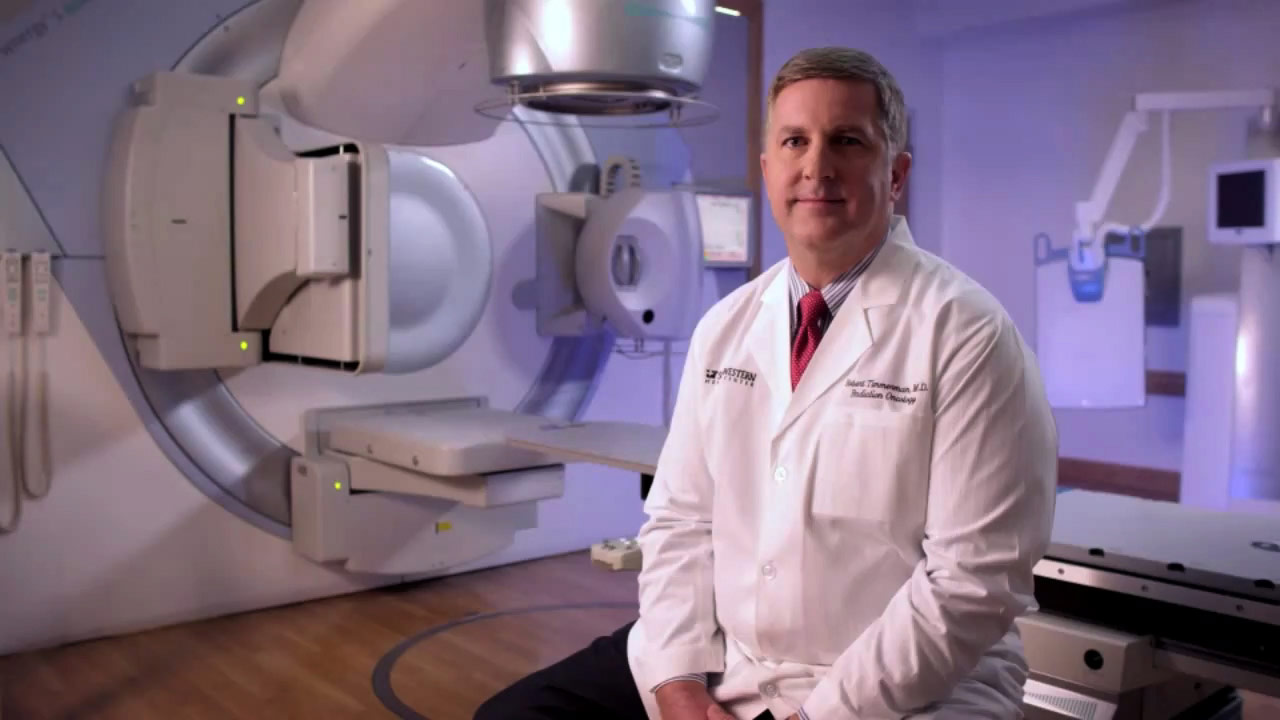 UT Southwestern Harold C  Simmons Cancer Center TV Spots
