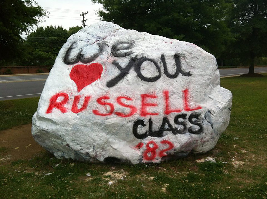 russell rock
